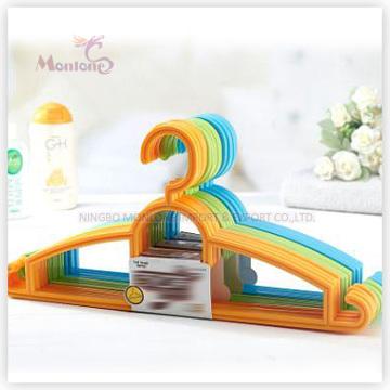 Sistema plástico de la suspensión de ropa de los PP de alta calidad de los 5 (los 41 * 22cm)