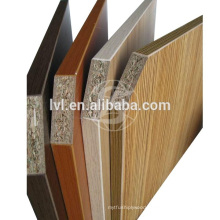 melamine particle board for furniture use