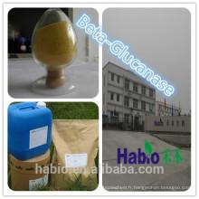 Enzyme de béta-glucanase, pour l'industrie brassicole