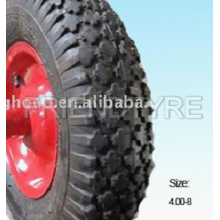 Flat Free Wheelbarrow Tire