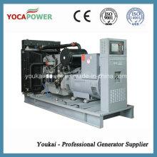 250кВт / 312.5кВА Открытая дизель-генераторная установка с двигателем Perkins для дизельных двигателей Генераторная мощность