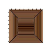 300*300*22 WPC/ Wood Plastic Composite DIY Floor