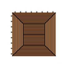 300 * 300 * 22 WPC / деревянный пластик композитный DIY пол
