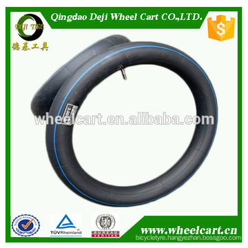 Good quality natural rubber motorcycle tube 2.75-18