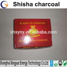 Carvão de narguilé de desempenho para Shisha