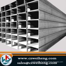 Quadratische Stahlstangengröße