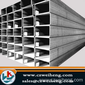Ss304 316 Seamless Stainless Square Steel