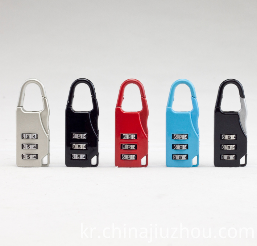 Safe Travel Luggage Code Lock Padlock