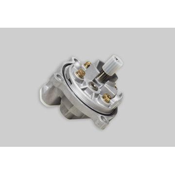 Open design gear pump and centrifugal pump