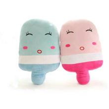 Custom Promotion Soft Toy Lifelike Plush Stuffed Food Toys