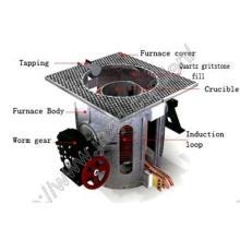 Copper Melting Induction Furnace,
