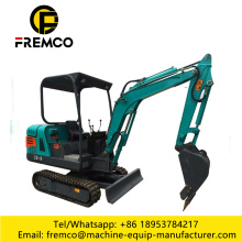 Earthmoving Machinery Mini Excavator Prices
