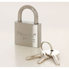 Arc Stainless Steel Padlock with S Keys Pad Locks