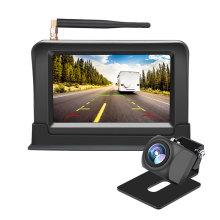 Sistema de monitoramento de câmera reversa