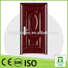 Puertas interiores insonorizadas diseños populares con manija de movimiento doble.