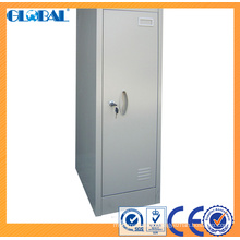 Steel locker with name label for gym/Steel Locker System with different lock options