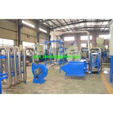 Línea de producción utilizada Línea de reciclaje de lavado de plástico
