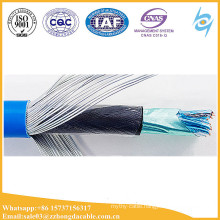 pvc xlpe insulation instrumentation cable 2 pair and 0.5mm2