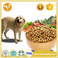Alimento para perros con sabor a pollo de alta nutrición
