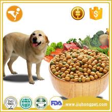 Alimento para cães com sabor de frango com alta nutrição
