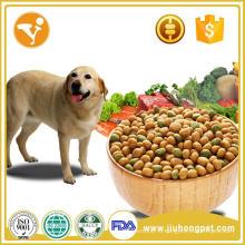 Чистая натуральная органическая сыпучая корма для собак