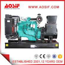 AC Dreiphasen-Ausgang Typ Macht Motor niedrigen Kraftstoffverbrauch Generator