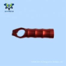 Pieza de metal cnc de alta precisión