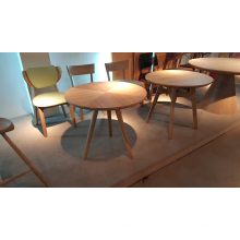 High End Custom Made Solid Wood Restaurant Furniture China Supplier