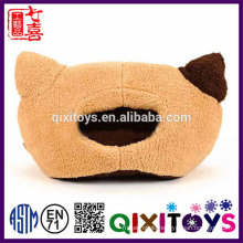 Custom made hot sell super soft pet cat nest kennel interesting pet products with good quality