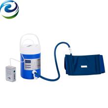 Système de thérapie froid principal de manchette de Cryo de taille adaptée aux besoins du client par RICE