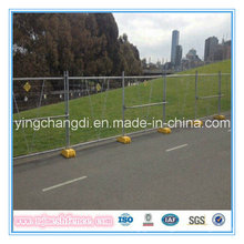 Anping China High Quality Hot-Dipped Galvanized Temporary Fence (Manufacture)