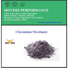 Melhor Qualidade Grate Food Mineral Chromium nicotinato