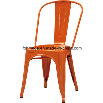 Modern Metal Restaurant Chairs for Food Court (FOH-BCC19)