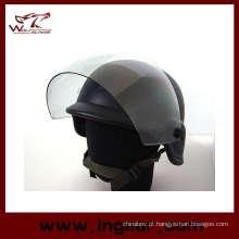 Capacete M88 tático do exército segurança capacete com viseira