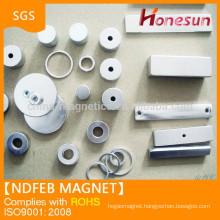 neodymium permanent magnet ring for sale