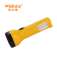 Multi-tool Rechargeable Emergency Light LED Torch Flashlight
