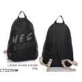 HEC 30.5*14*35cm Canvas Material Custom Kid School Small Shoulder Backpack Bag