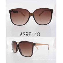 Plastikart und weise Unisex-Sonnenbrille As9p148