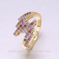 2018 famosa marca joyería últimos ingenieros de diseño anillo de hierro venta anillos de oro diseños