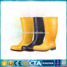 JX-982 CE Standard Steel Toecap Safety Boots