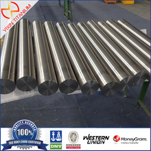 ASTM B348 Gr2 Dia110mm Titanium Bar For Chemical Industry