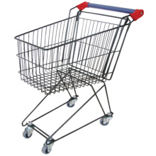 Popular design kids shopping cart for supermarket JS-TCT04, used kids shopping carts for sale, mini shopping carts