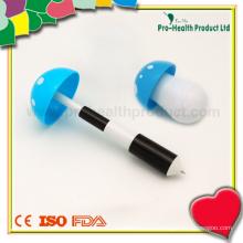 Рекламная милая складная пластиковая шариковая ручка