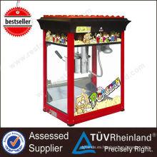 Elemento de calefacción de equipo de comida rápida industrial Fabricante de palomitas de maíz de casa