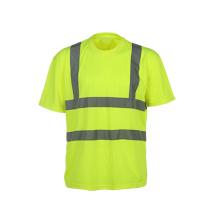 Neueste Designs Hohe Sichtbarkeit Shirts Großhandel