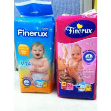 Absorbent Disposable Overnight Baby Diapers/Nappies