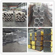 Tubulação de liga de alumínio sem costura 6061