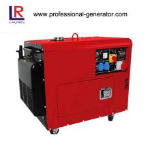 Doppelzylinder Diesel Generator für Hausgebrauch Luftgekühlt