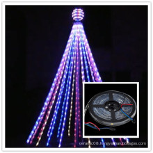 DMX Christmas Ribbon pixel led tape 12v