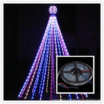 DMX Christmas Ribbon cinta led a color 12v